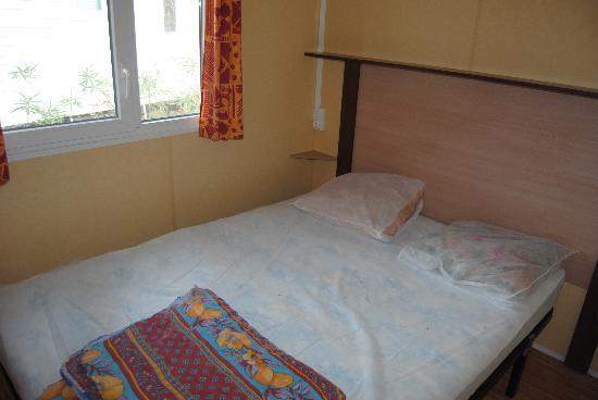 Camping Le Mas: Slaapkamer