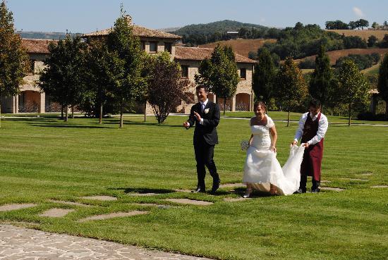 Borgo Lanciano Relais Benessere: Ilaria & Paolo sposi 4