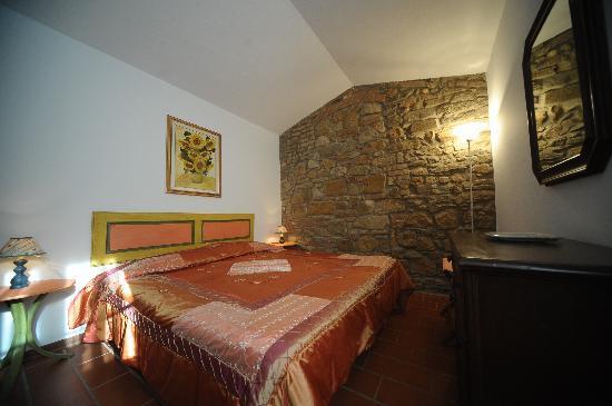 Borgo La Casaccia: Bedroom apartment Montecucco