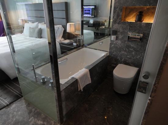 โรงแรมเดอะมิร่า: club city room bath