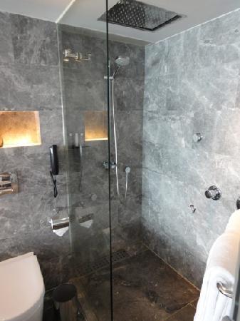 โรงแรมเดอะมิร่า: shower