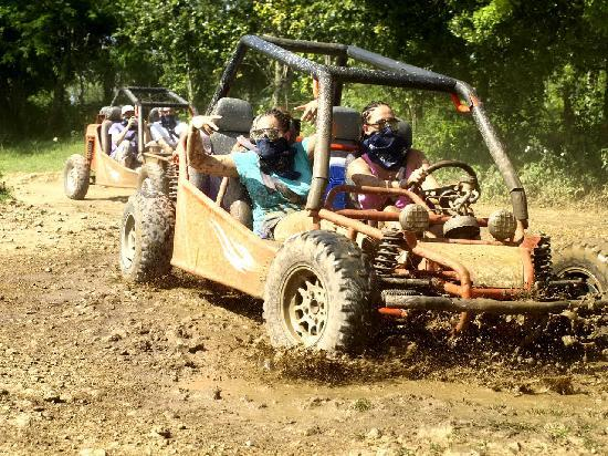 Pro excursions Bayahibe: partie buggy