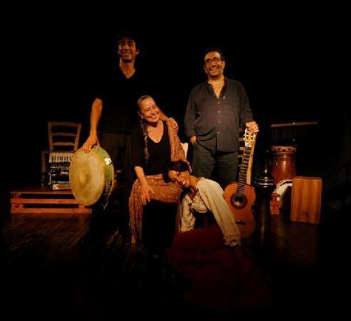 Teatro Ditirammu: Parrinello's family