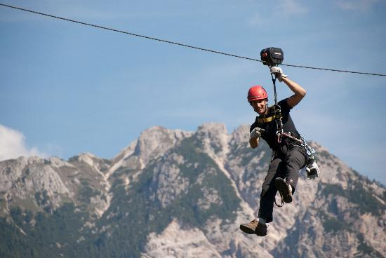 Adrenaline X-treme Adventures: Zipline summer