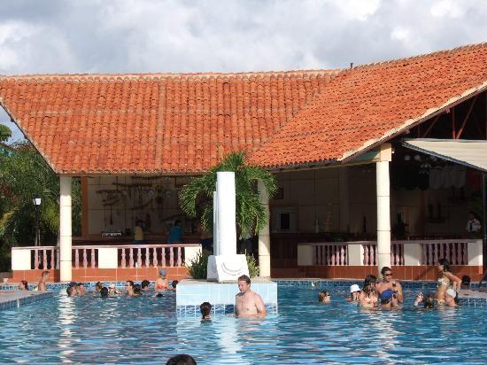 Sol Rio de Luna y Mares: Luna side of hotel