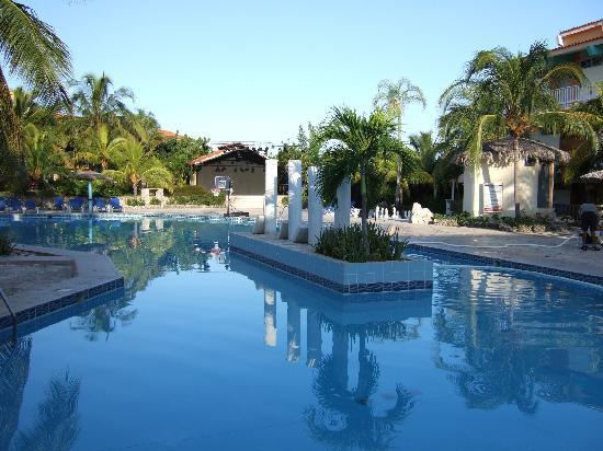 Sol Rio de Luna y Mares: Quiet pool