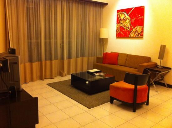 ซอมเมอร์เซต เซริ บูกิต ซีลอน: Lounge