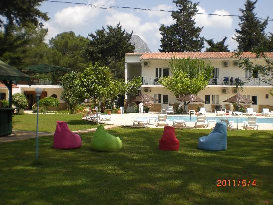 Maviay Hotel Adrasan: Maviay Hotel swimmg pool