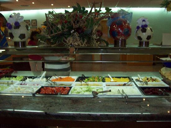 TUI Family Life Avenida Suites: amazin hotel food