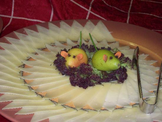 TUI Family Life Avenida Suites: hoel fab food