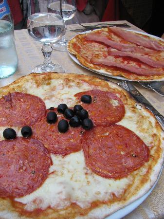 Elettra: Roma Pizza