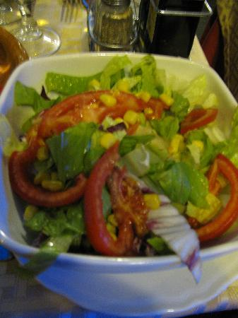 Elettra: Mixed Salad