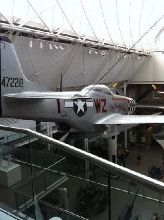 พิพิธภัณฑ์สงครามจักรวรรดิ: classic!
