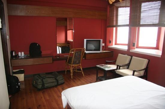 โรงแรมนาก: Bedroom