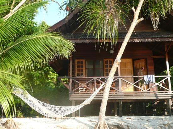 Lankayan Island Dive Resort: Chalet 18