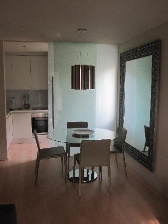 Serviced Apartments Boavista Palace: Une vue du séjour