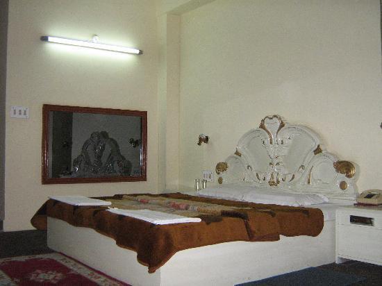 Hotel Sitara International: Clean & Spacious room