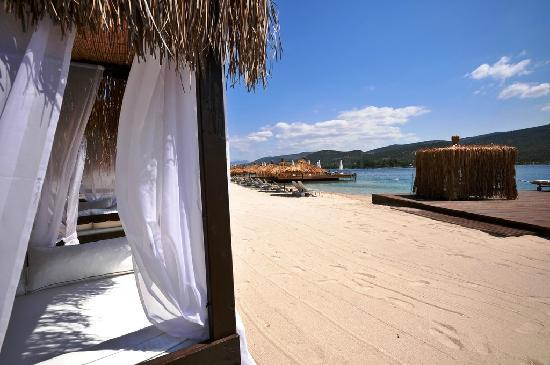 Kalem Adasi Oliviera Resort: Pier