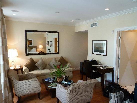 Kimpton Angler's Hotel: Suite 2