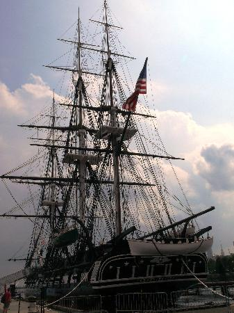 Freedom Trail: USS Constitution