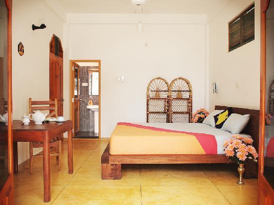 Hotel Frangipani Beach Villas: Double room
