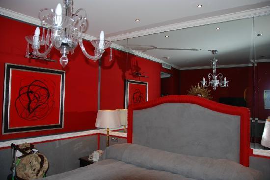 โรงแรมรูเบนส์ แอต เดอะ พาเลส: Superior King Bed 2nd shot