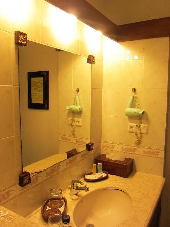 โรงแรม ทามูคามิ: 洗面所です