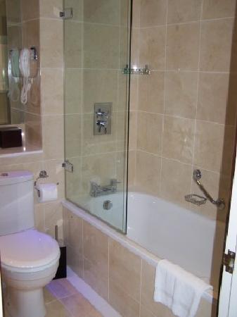 โรงแรมรูเบนส์ แอต เดอะ พาเลส: Superior King Bath