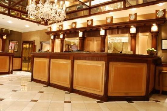 โรงแรมรูเบนส์ แอต เดอะ พาเลส: Rubens Lobby