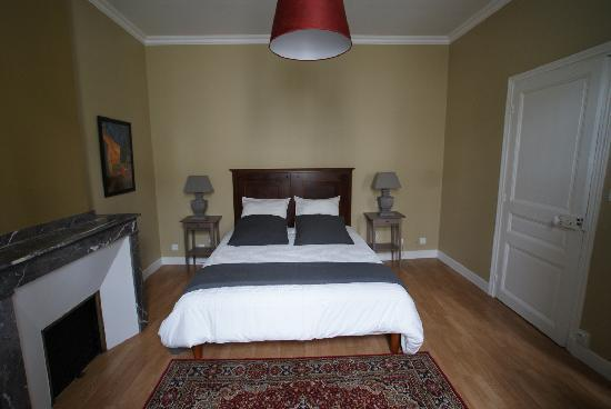 Carcassonne Guesthouse: double bedroom