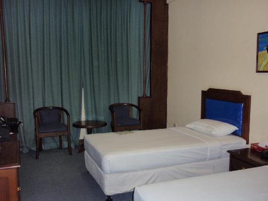 เอเซียพลาซ่า: 部屋