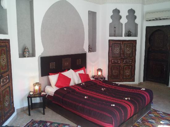 Riad La Porte Rouge: Habitación Salwa