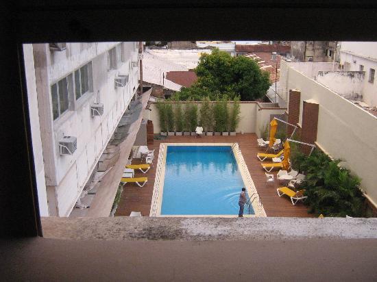 Gran Hotel Guarani: Vista desde la habitación