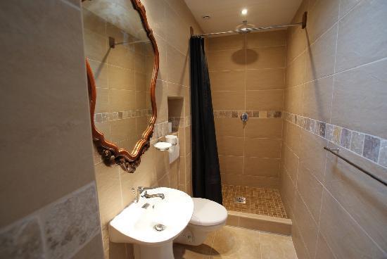 Carcassonne Guesthouse: en-suite shower room