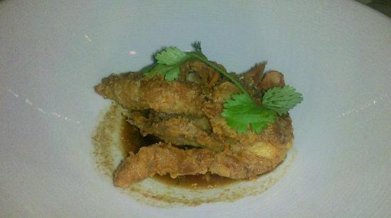 BlackSalt Fish Market & Restaurant: Crispy Softshell Crab