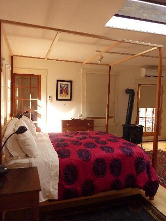The Canal Park Inn : our bedroom