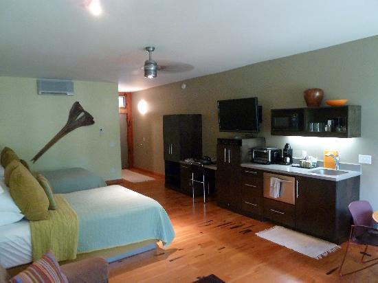 Desert Pearl Inn: Unser Zimmer