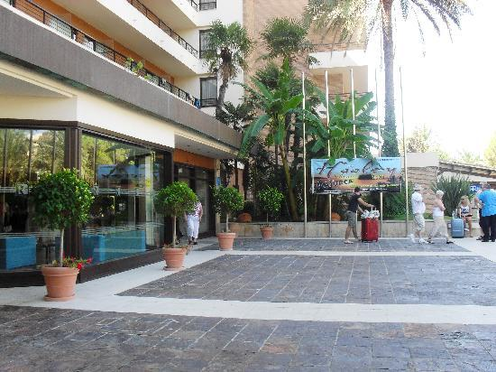 Zafiro Rey don Jaime: LOVELY HOTEL