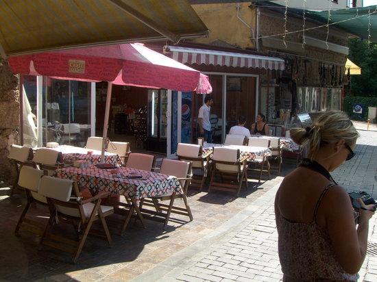 Paradise Restaurant: Street view