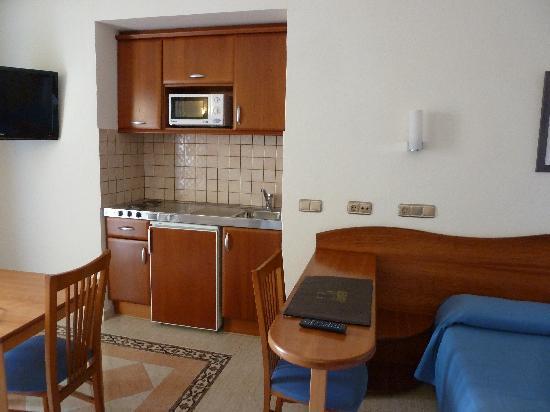 Blau Park Aparthotel: Habitación