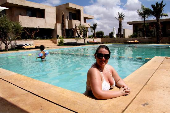 Sirayane Boutique Hotel & Spa: A view of the pool