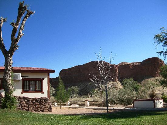 Namib Desert Lodge: il lodge