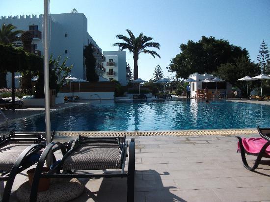 TUI SENSIMAR Oceanis Beach & Spa Resort: The quiet pool