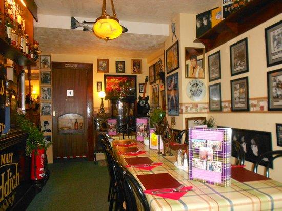 The Glenfiddich Restaurant: Restaurant