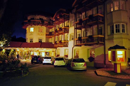 Nauders, Austria: Voorzijde Hotel