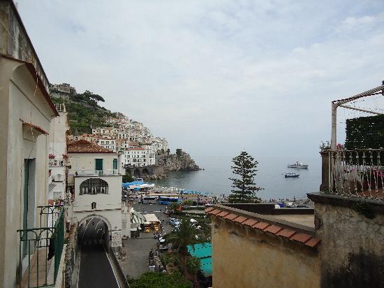 Residenza Pansa: The terrace