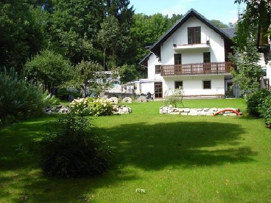 The Millhouse: Garden