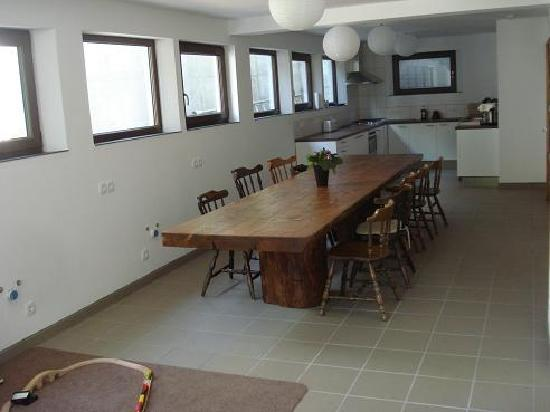 The Millhouse: Kitchen