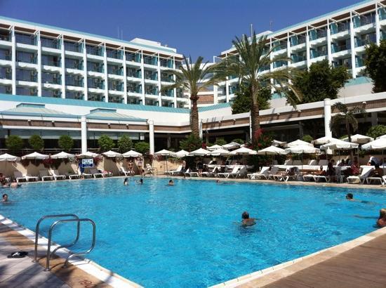 Isrotel Yam Suf Hotel: main pool