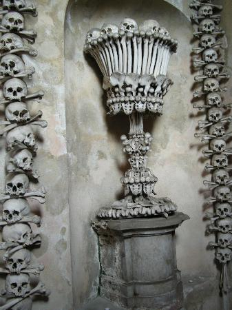 Ossuary / The Cemetery Church: Ossuary
